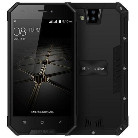 Refurbished Blackview BV4000 Pro 2GB/16GB Rock Black